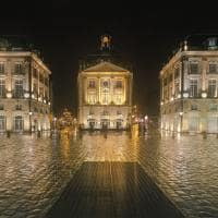 Bordeaux iluminada