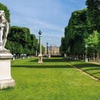 Jardins de luxemburgo franca