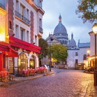 Montmartre em paris fran a