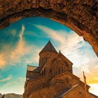 Catedral svetitskhoveli em mtskheta