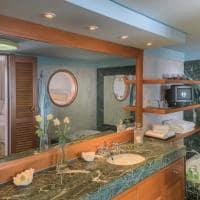 Banheiro Premium Club Island Bungalow, Elounda Beach Hotel & Villas