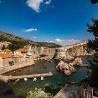 Forte St Lawrence, Dubrovnik | fotógrafo Ivo Biocina
