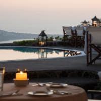 Jantar Restaurante Perivolas, Perivolas Lifestyle Houses