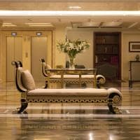 Lobby, Electra Palace Athens