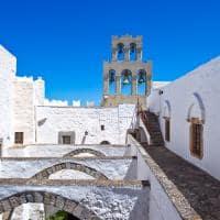 Mosteiro de Agios Ioannis - Grécia.