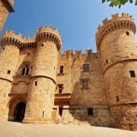O Palácio dos Grandes Mestres - Rodes