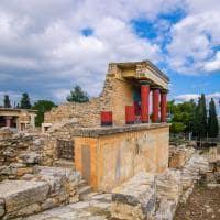 Palácio knossos - Creta