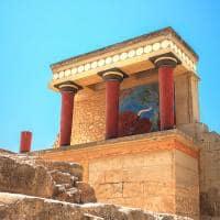 Palácio Knossos - Grécia.