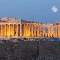 Parthenon Acrópolis, Atenas, Grécia