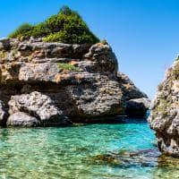 Praia Porto Zoro - Zaquintos, Grécia.