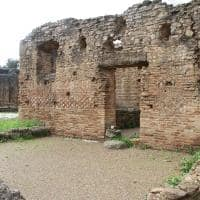 Sítio arqueológicio das olimpíadas originais da Grécia