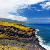 Cratera Haleakala - Maui, Havaí.