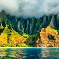 Na Pali Coast - Kauai, Havaí.