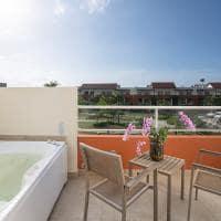 Breathless punta cana terraco allure junior suite tropical view