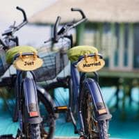 Bicicletas do Six Senses Laamu
