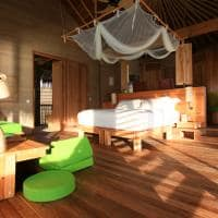 Water Villa do Six Senses Laamu, Ilhas Maldivas
