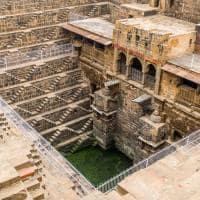 Atração turística Índia: Chand Baori Abhaneri, Jaipur