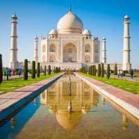 Atração Turística: Taj Mahal, Patrimônio Unesco, Agra, Índia Turismo