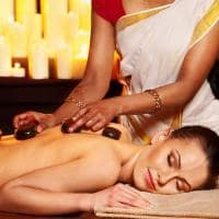 India massagem ayurveda