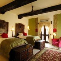 Pacote Índia: Acomodação Castelo Mihir Garh, Jodhpur, Rajastão