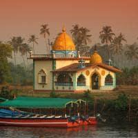 Templo hindu goa
