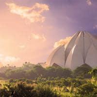 Templo lotus deli
