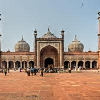Viagem Índia: Mesquita Jama Masjid, Velha Déli