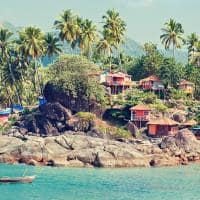 Viagem Índia, Palolem, Goa Praias