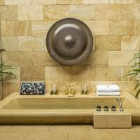 Banheiro Garden Suite, Amanjiwo