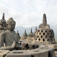 Borobudur templo java
