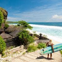 Praia Bali, Indonésia