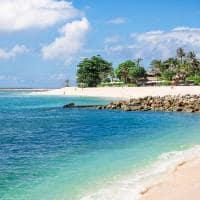 Praia balinesa