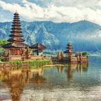 Viagem Bali: Templo Pura Ulun Danu Bratan