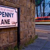 Placa de penny lane