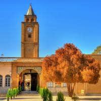 Catedral Vank - Isfahan, Irã.
