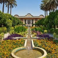 Jardim Persa de Narenjestan - Shiraz, Irã.