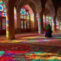 Mesquita Nasir Al-Mulk - Shiraz, Irã.