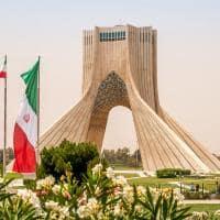 Monumento Azadi - Teerã, Irã.
