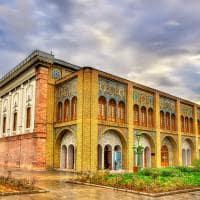 Palácio Golestan, patrimônio mundial da UNESCO.