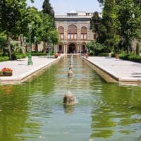 Palácio Golestan - Teerã, Irã.
