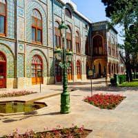 Palácio Real Golestan - Teerã.