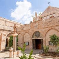 Basílica da Natividade - Belém, Israel