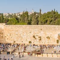 Muro das lamentações - Jerusalém, Israel.