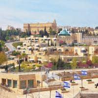 Vista da Nova Jerusalém