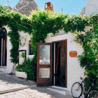 Alberobello Puglia italia