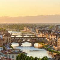 Ponte Vecchio em florenca
