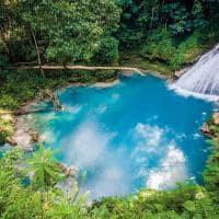 Cachoeira buraco azul jamaica