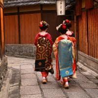 Geishas, Japão