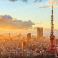 Japap skyline toquio
