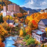 Pacote Japão: águas termais hotel Jozankei, Ilha Hokkaido